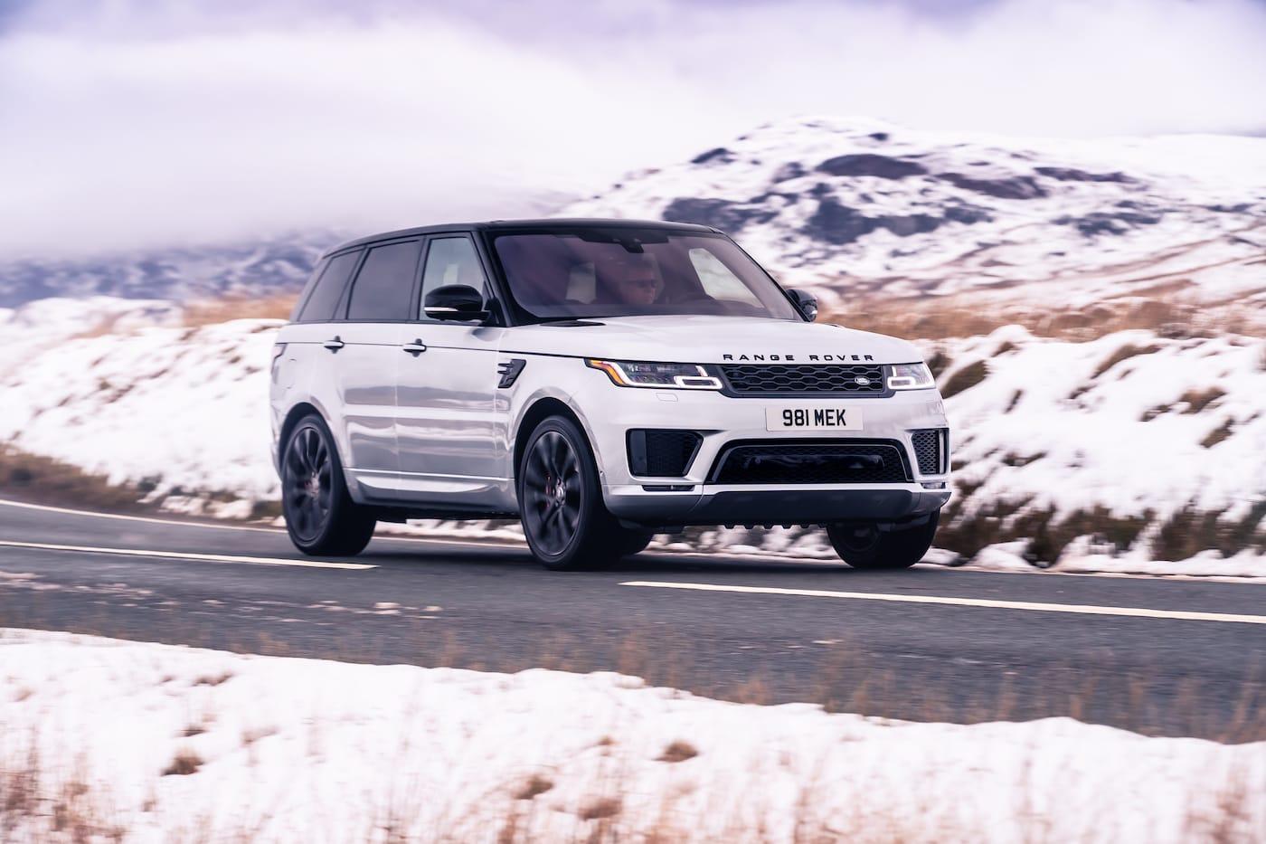 Effizienter Luxus: Das Range Rover Sport HST Sondermodell 5