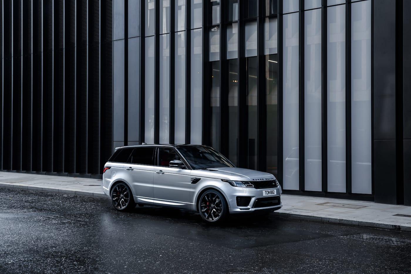 Effizienter Luxus: Das Range Rover Sport HST Sondermodell 2