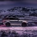 Effizienter Luxus: Das Range Rover Sport HST Sondermodell