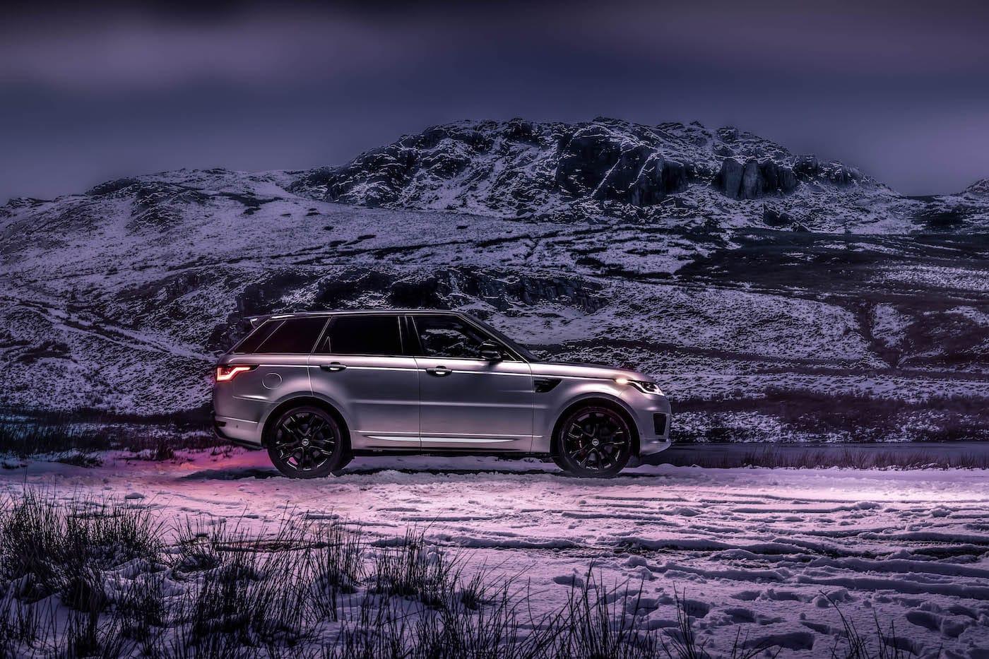 Effizienter Luxus: Das Range Rover Sport HST Sondermodell 1