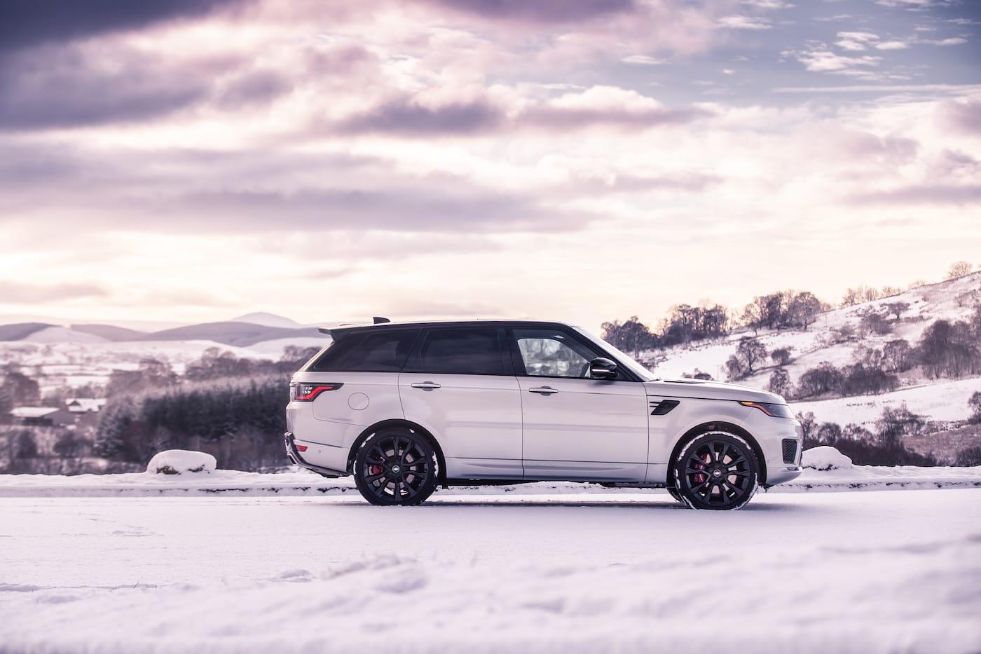 Effizienter Luxus: Das Range Rover Sport HST Sondermodell 9