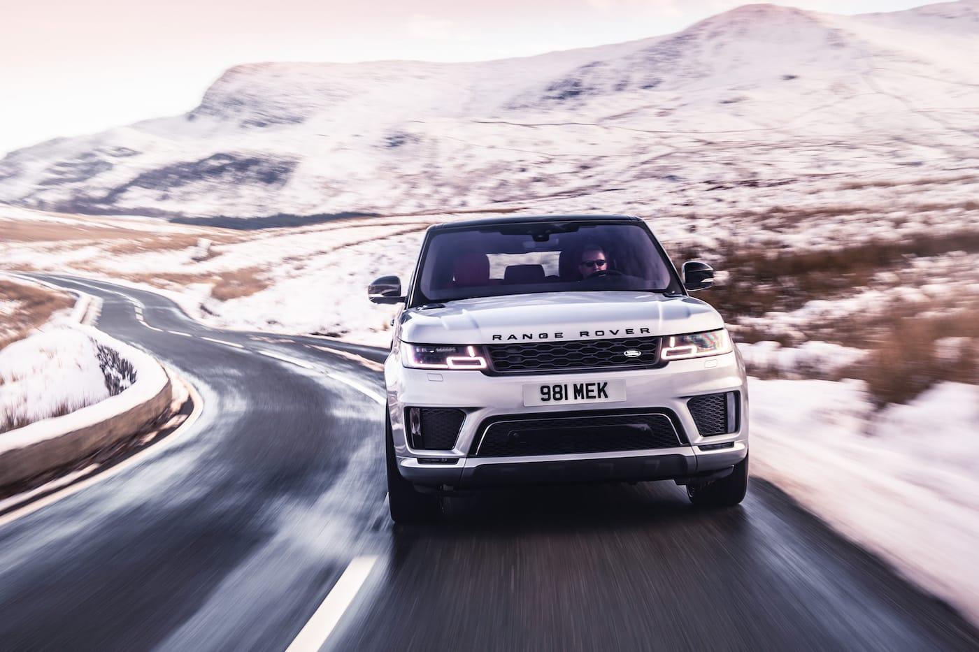 Effizienter Luxus: Das Range Rover Sport HST Sondermodell 7