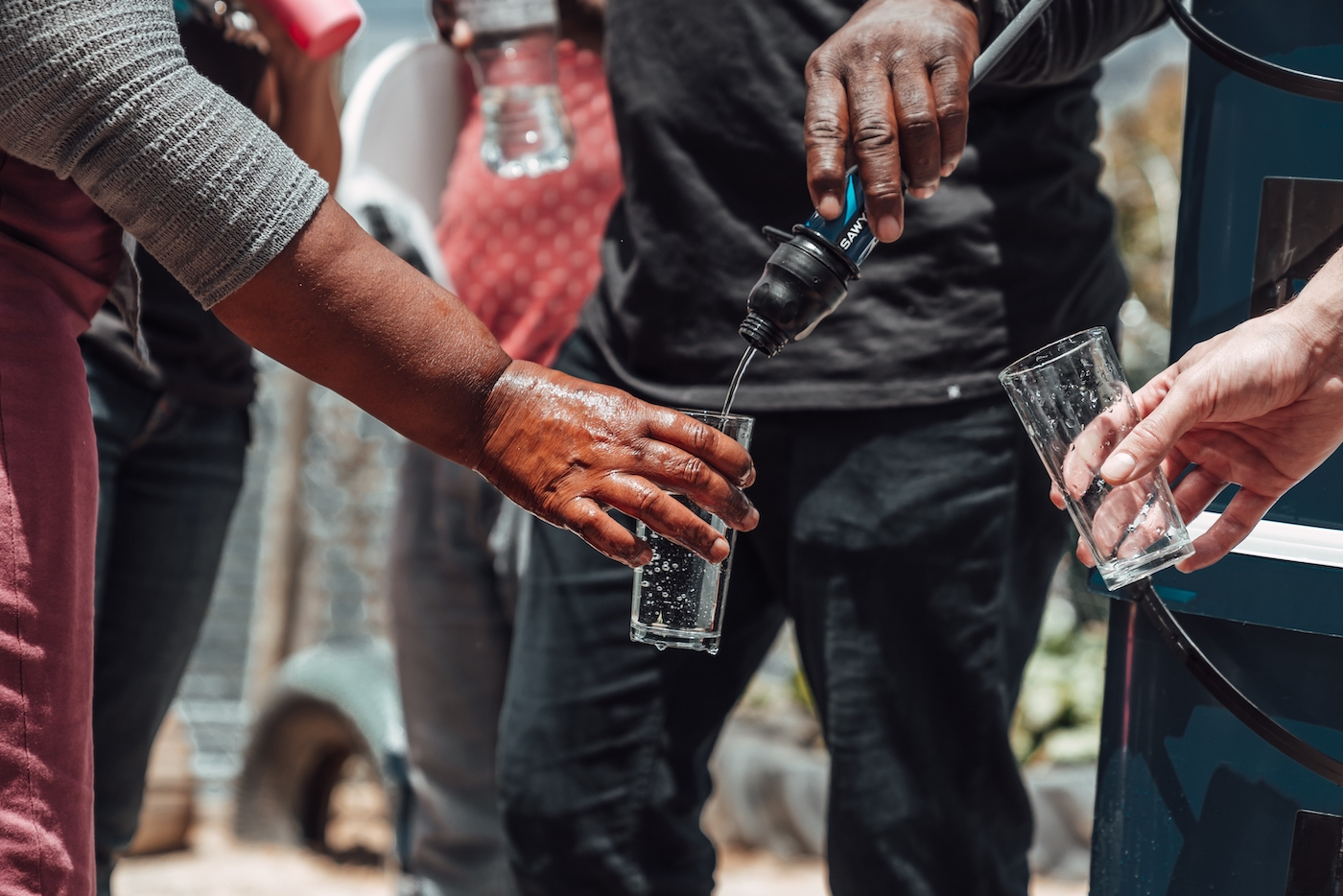 Clean Water for Langrug: How Influencers are Helping Charities to Make a Difference 32