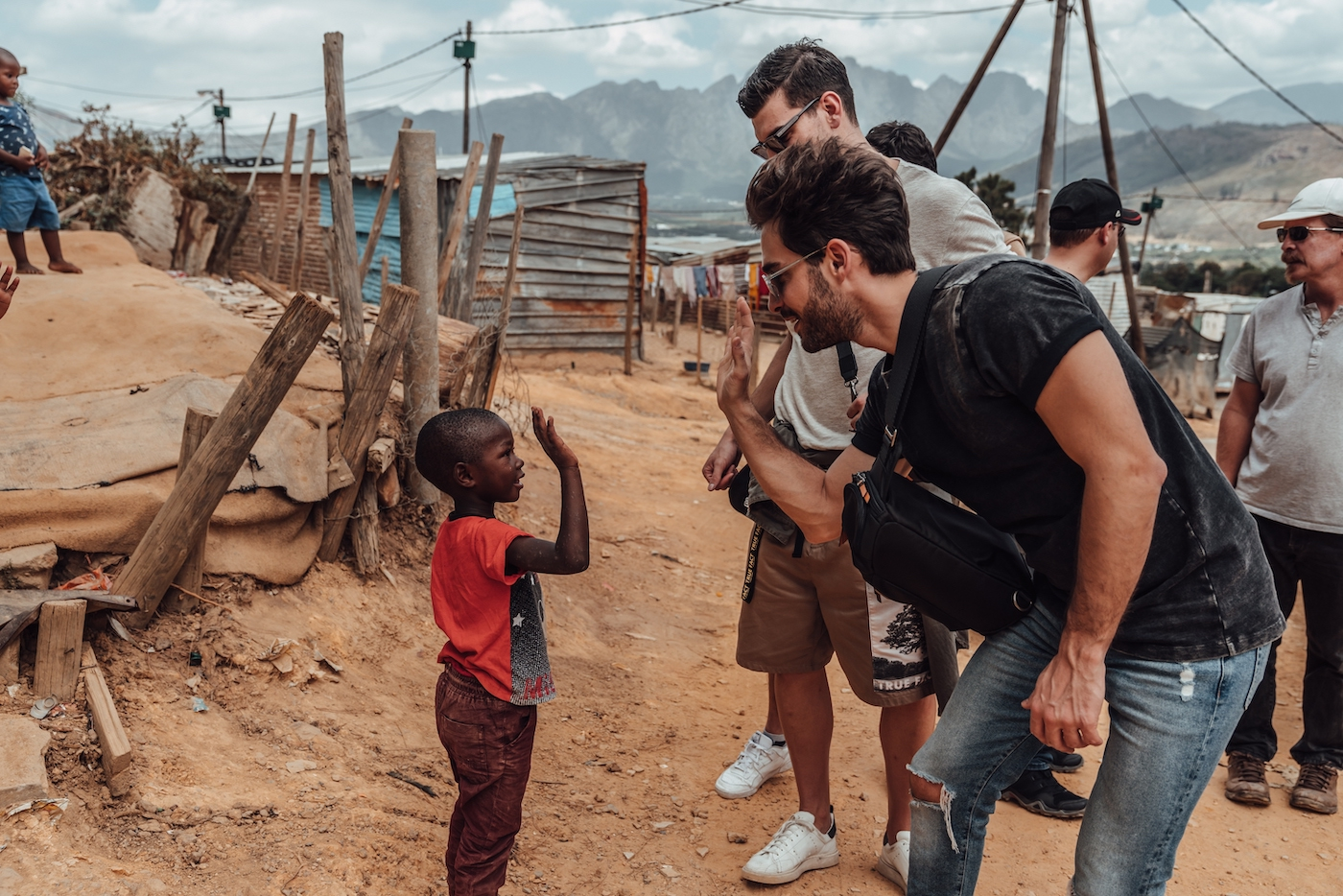 Clean Water for Langrug: How Influencers are Helping Charities to Make a Difference 3