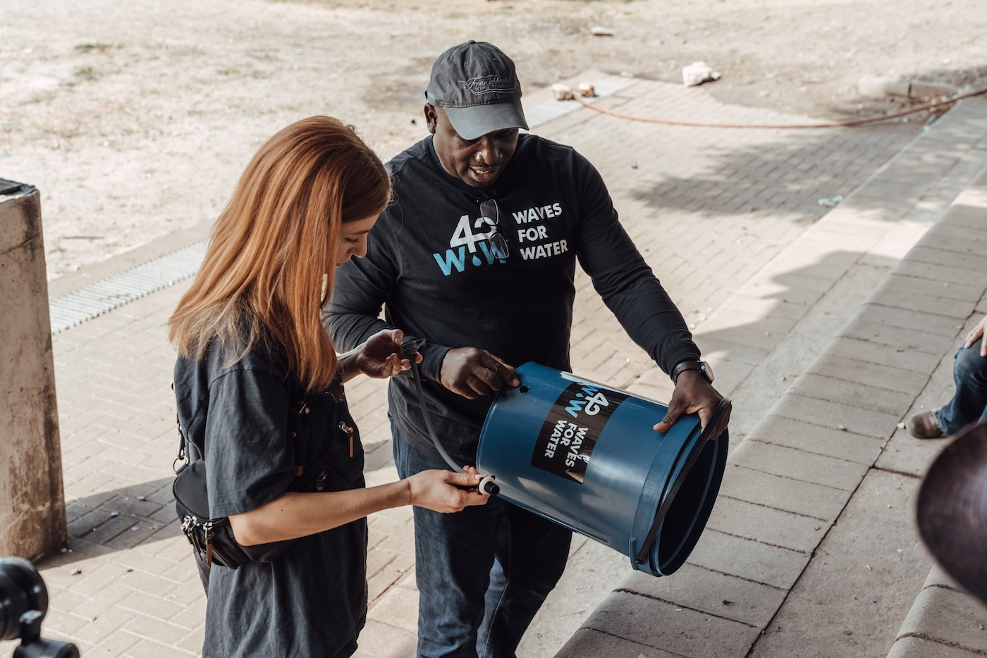 Clean Water for Langrug: How Influencers are Helping Charities to Make a Difference 19
