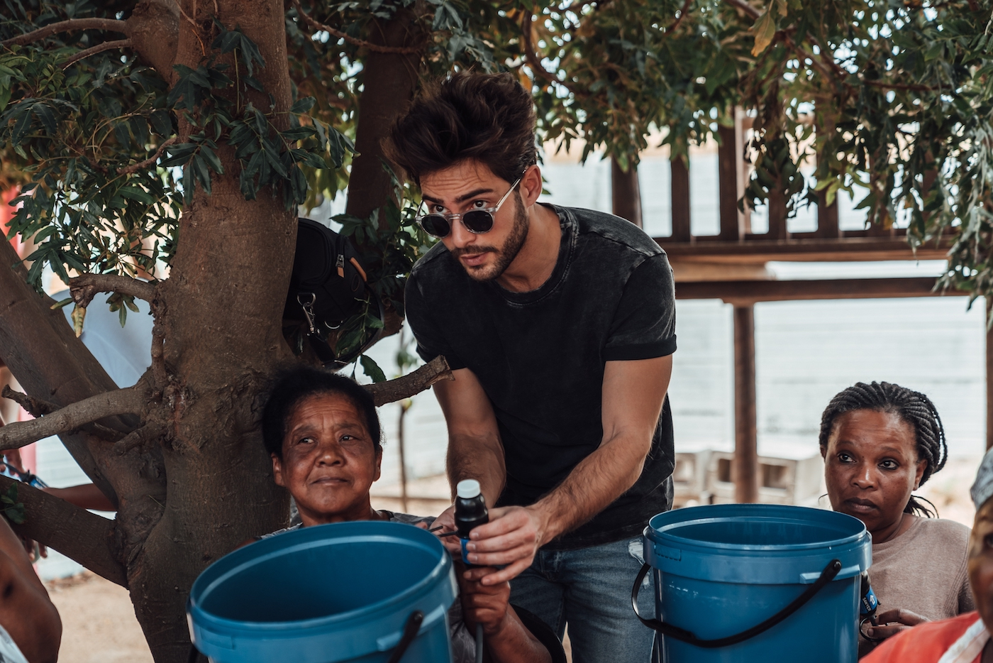 Clean Water for Langrug: How Influencers are Helping Charities to Make a Difference 23