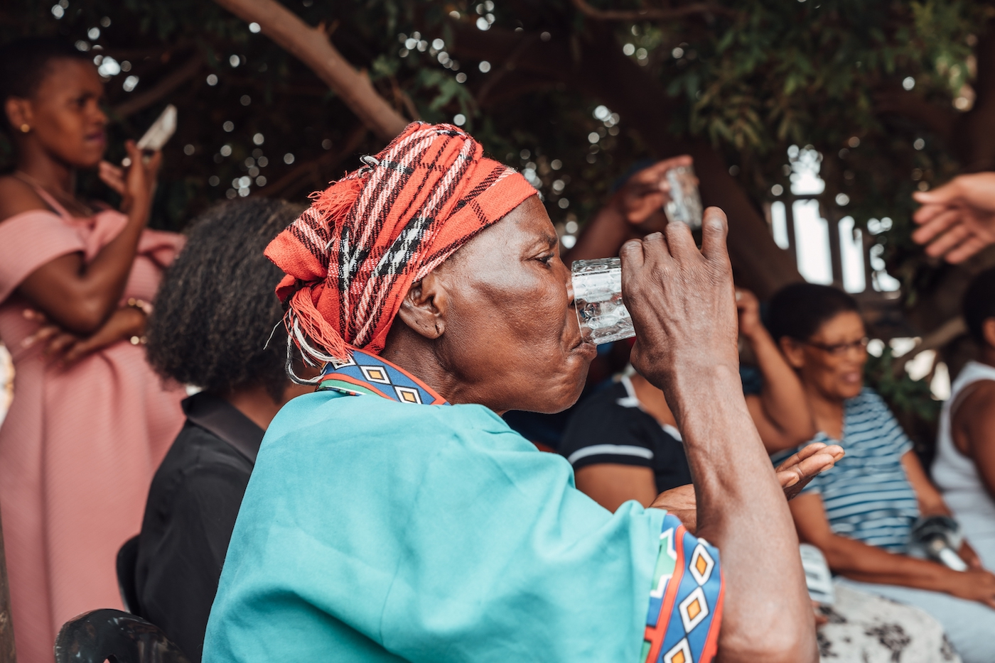 Clean Water for Langrug: How Influencers are Helping Charities to Make a Difference 25