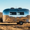 Mobiles Arbeiten im AirStream Office von Edmonds + Lee