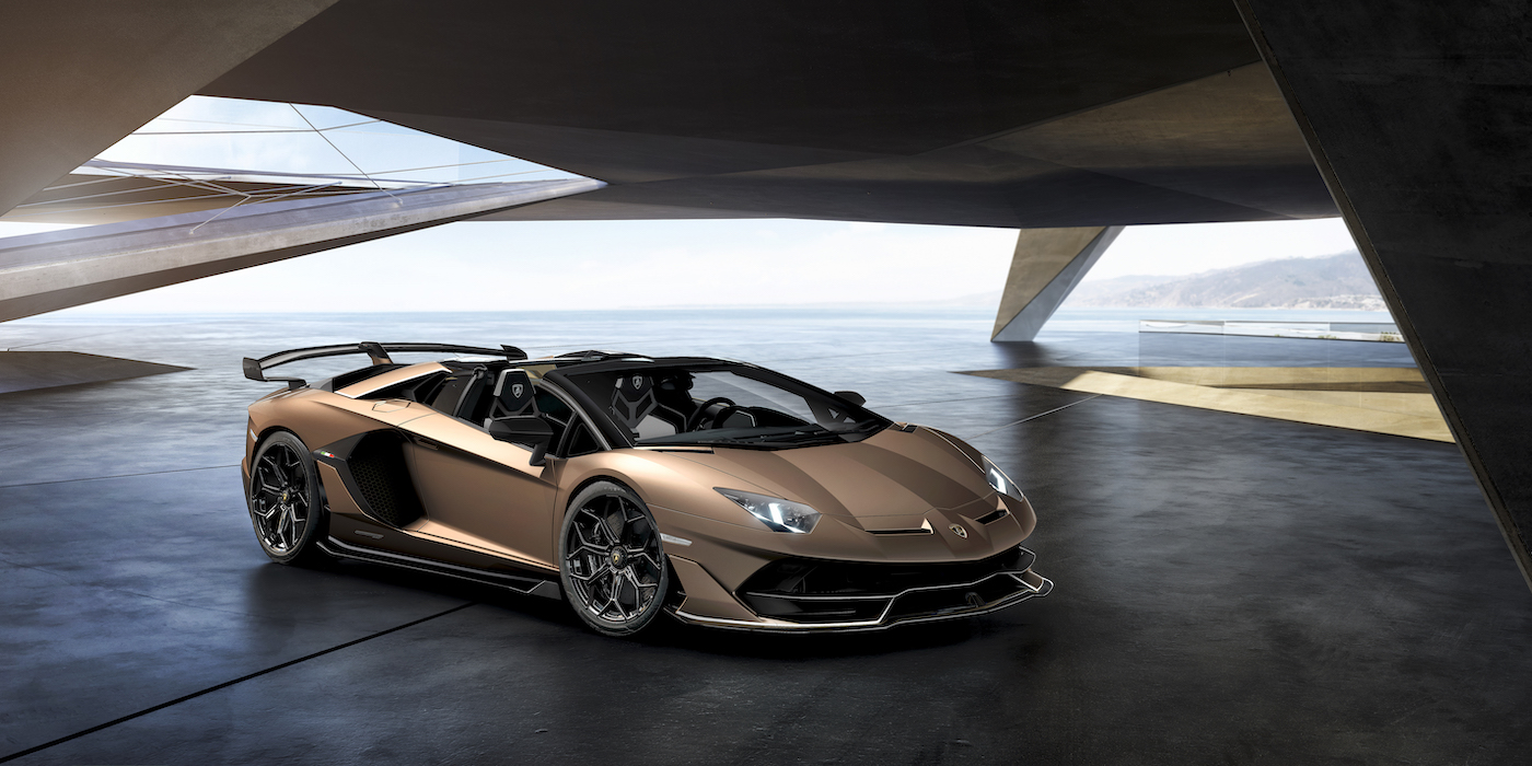 Oben ohne mit 350 km/h: Lamborghini präsentiert den Aventador SVJ Roadster in Genf 6