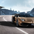 Oben ohne mit 350 km/h: Lamborghini präsentiert den Aventador SVJ Roadster in Genf