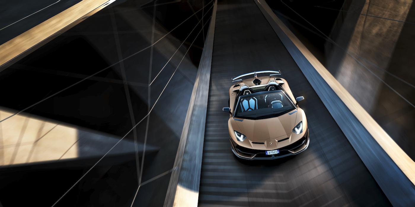 Oben ohne mit 350 km/h: Lamborghini präsentiert den Aventador SVJ Roadster in Genf 5