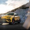 Extra böse: Der Lamborghini Urus von Manhart Performance