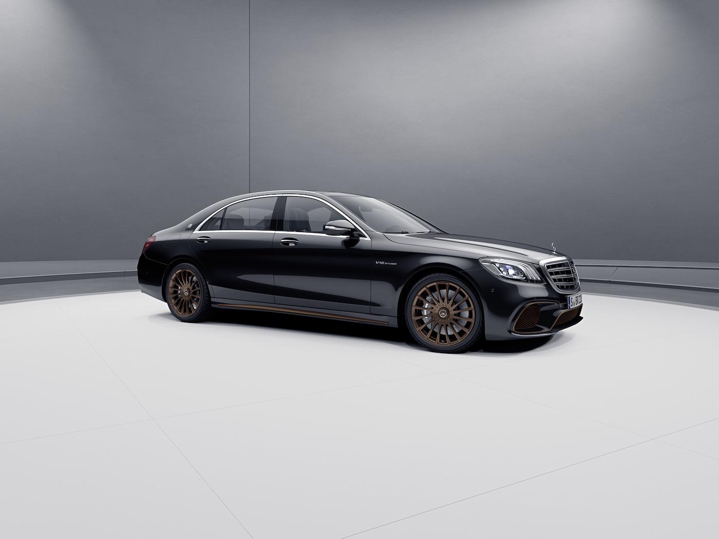 Ein Sammlerstück für V12-Liebhaber: Mercedes-AMG S 65 Final Edition 1