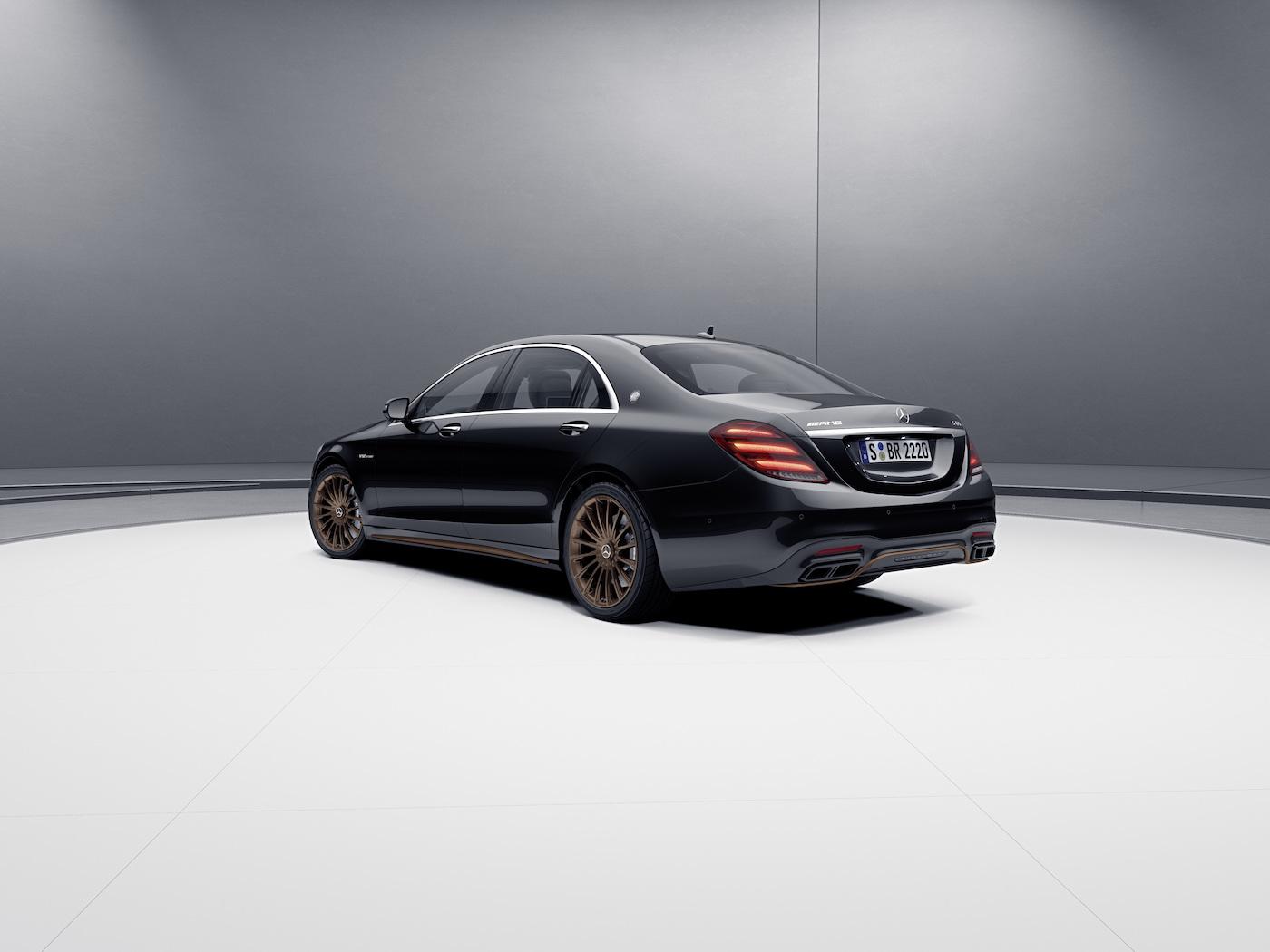 Ein Sammlerstück für V12-Liebhaber: Mercedes-AMG S 65 Final Edition 3