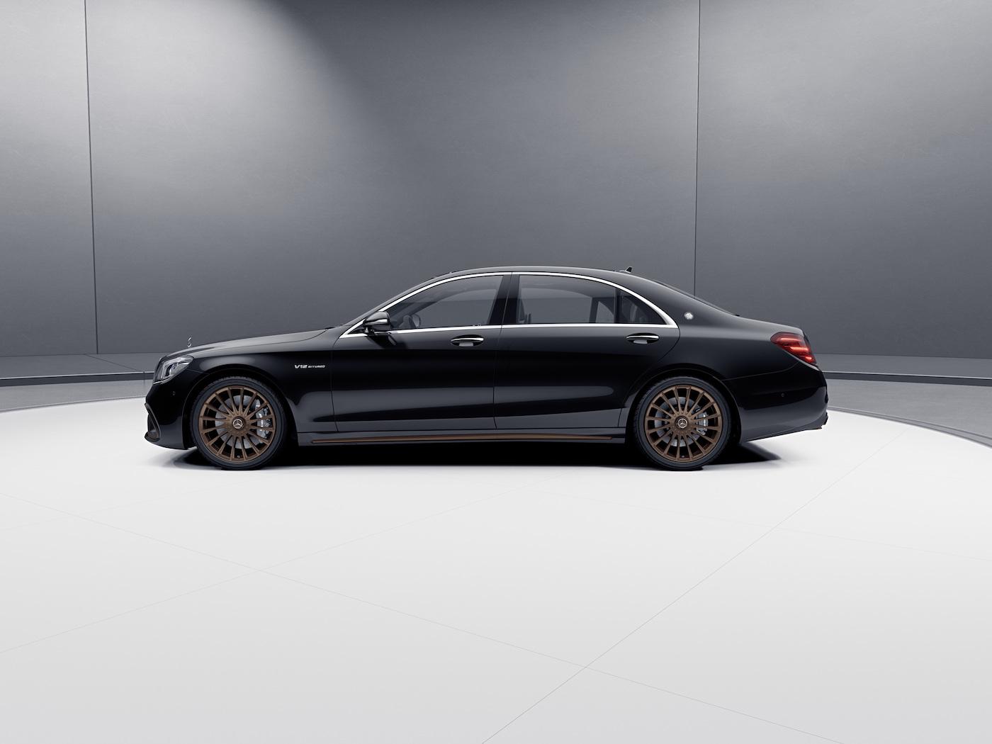 Ein Sammlerstück für V12-Liebhaber: Mercedes-AMG S 65 Final Edition 2