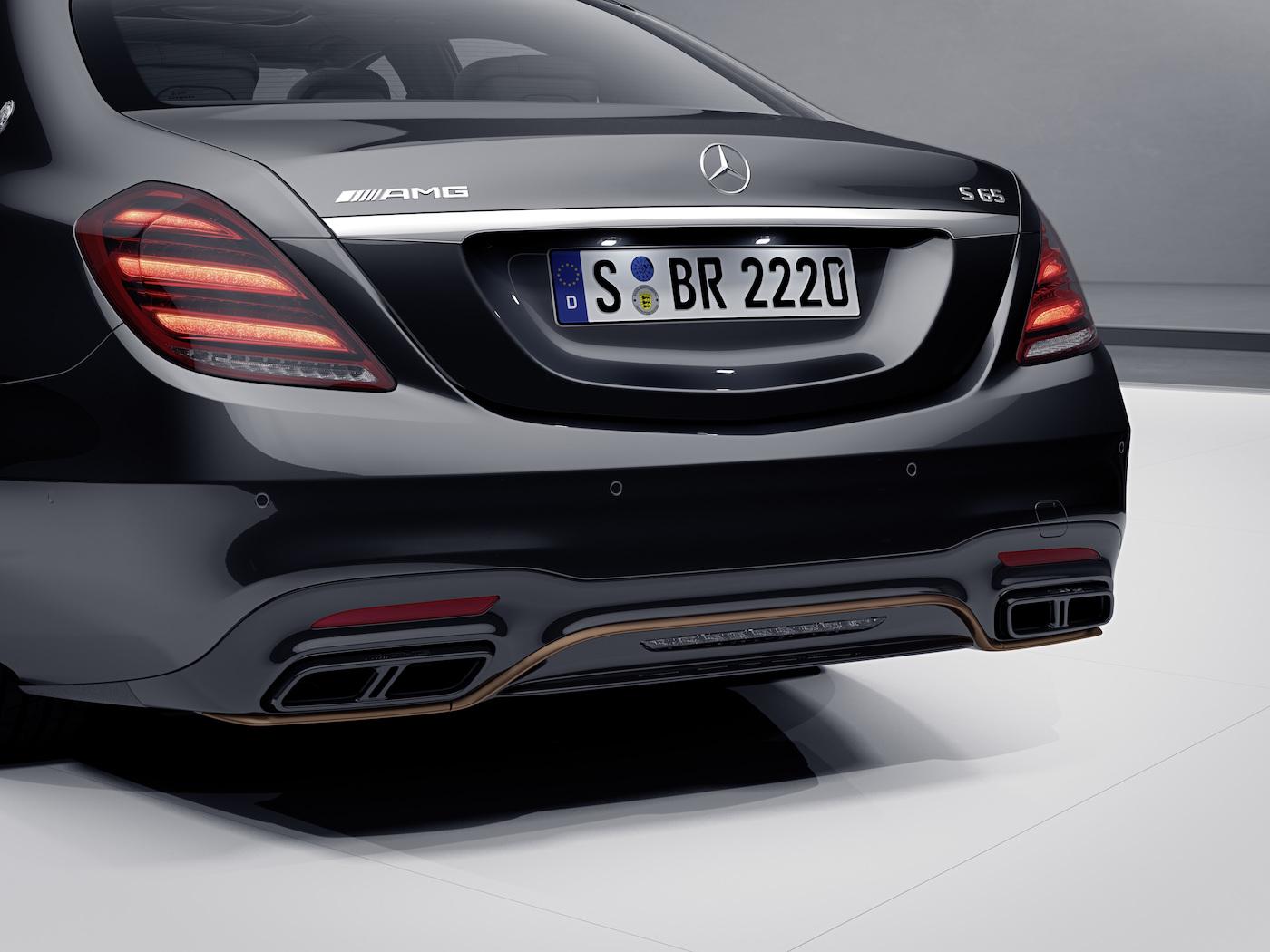 Ein Sammlerstück für V12-Liebhaber: Mercedes-AMG S 65 Final Edition 5