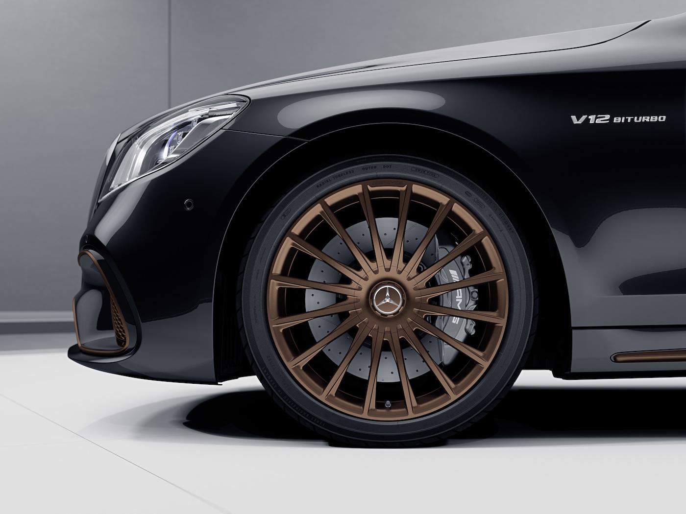 Ein Sammlerstück für V12-Liebhaber: Mercedes-AMG S 65 Final Edition 6