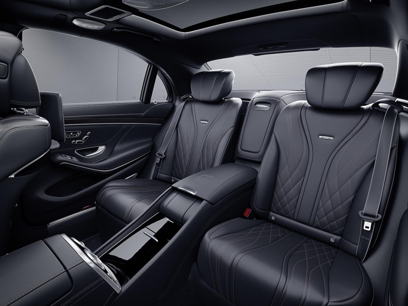 Ein Sammlerstück für V12-Liebhaber: Mercedes-AMG S 65 Final Edition 9