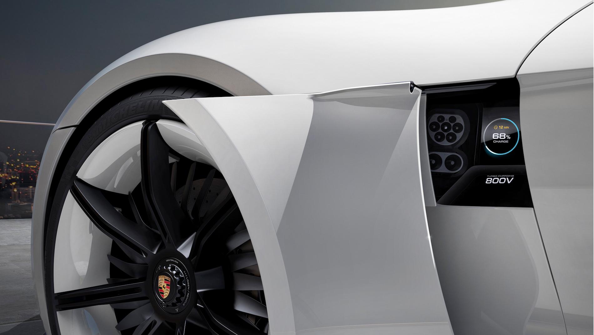 Porsche Taycan: Mehr als 20.000 Kaufinteressenten für den Elektro-Sportler von Porsche 3