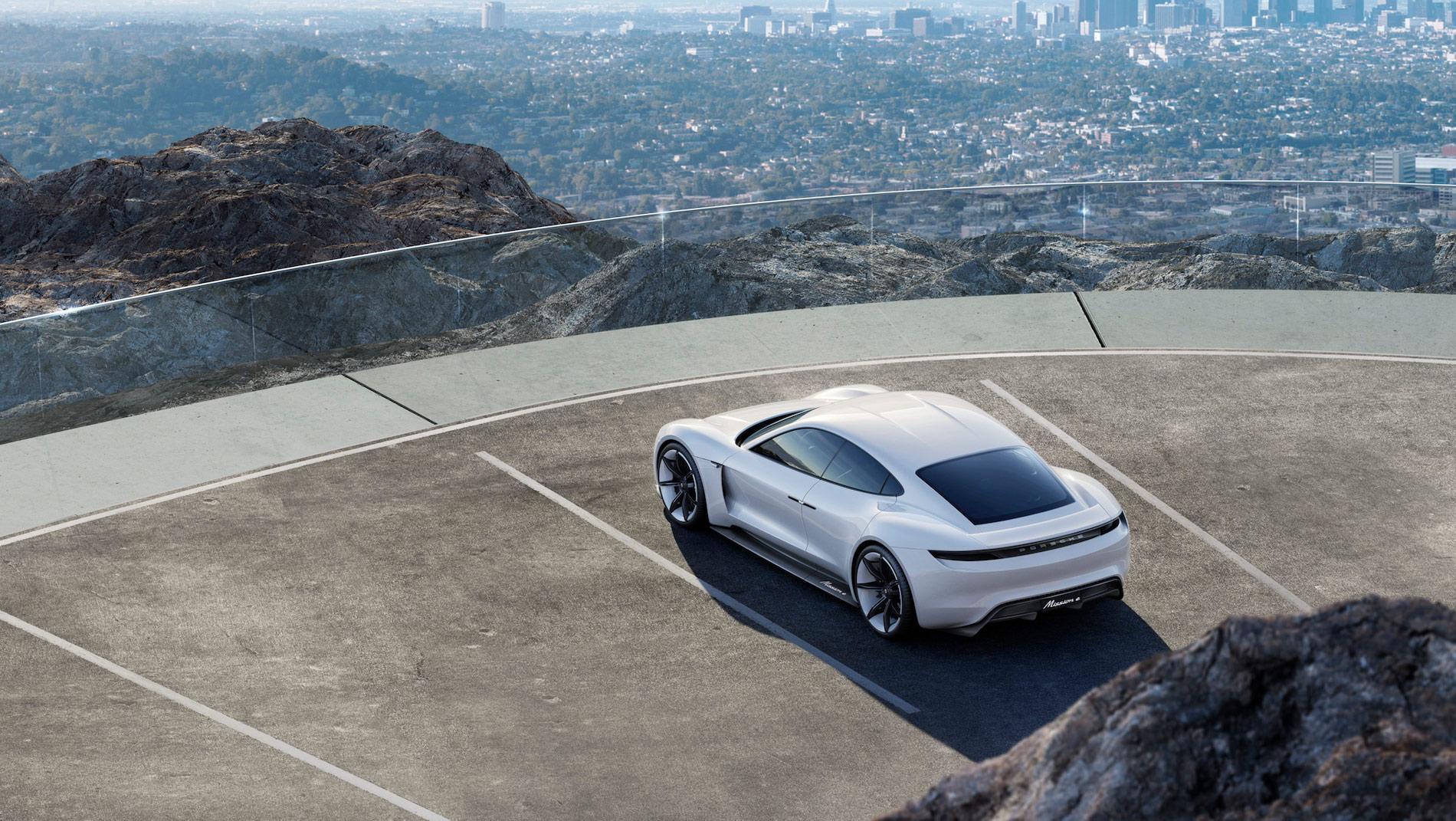 Porsche Taycan: Mehr als 20.000 Kaufinteressenten für den Elektro-Sportler von Porsche 2