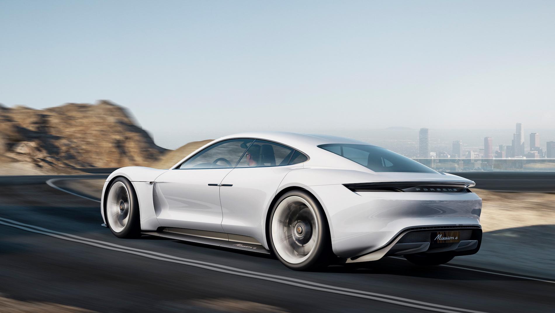 Porsche Taycan: Mehr als 20.000 Kaufinteressenten für den Elektro-Sportler von Porsche 6
