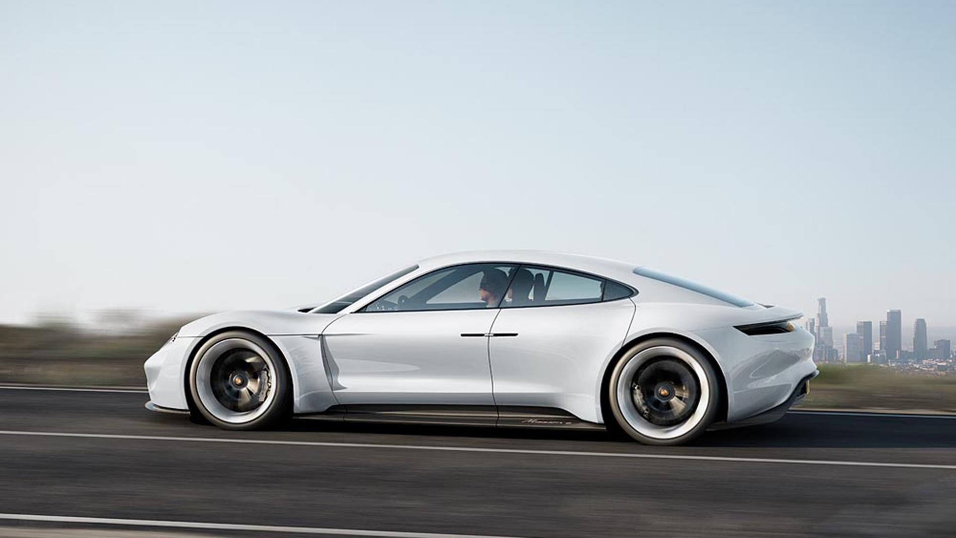 Porsche Taycan: Mehr als 20.000 Kaufinteressenten für den Elektro-Sportler von Porsche 8