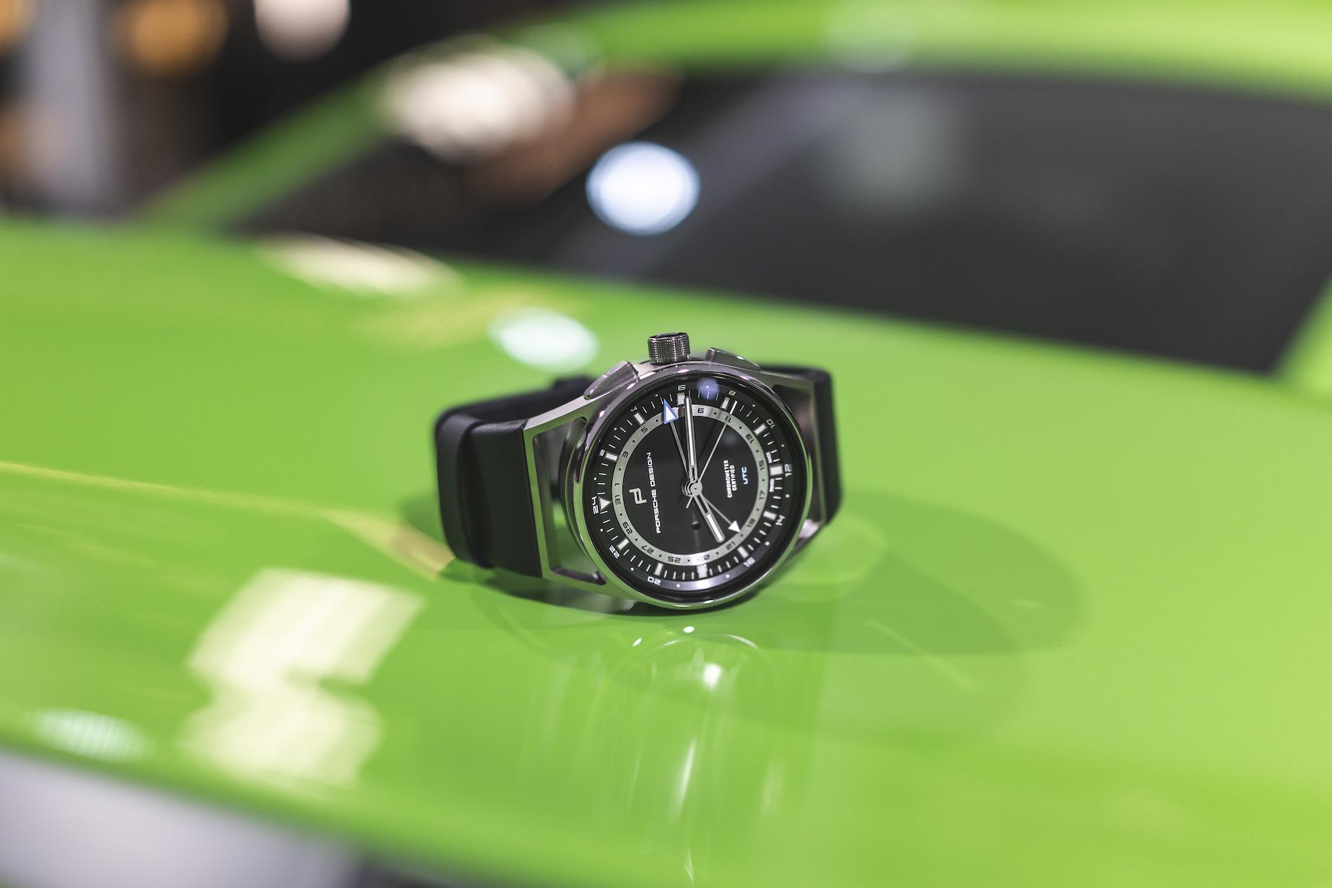 Die Porsche Design 1919 Globetimer UTC: Wertigkeit, Eleganz und Präzision weltweit 6