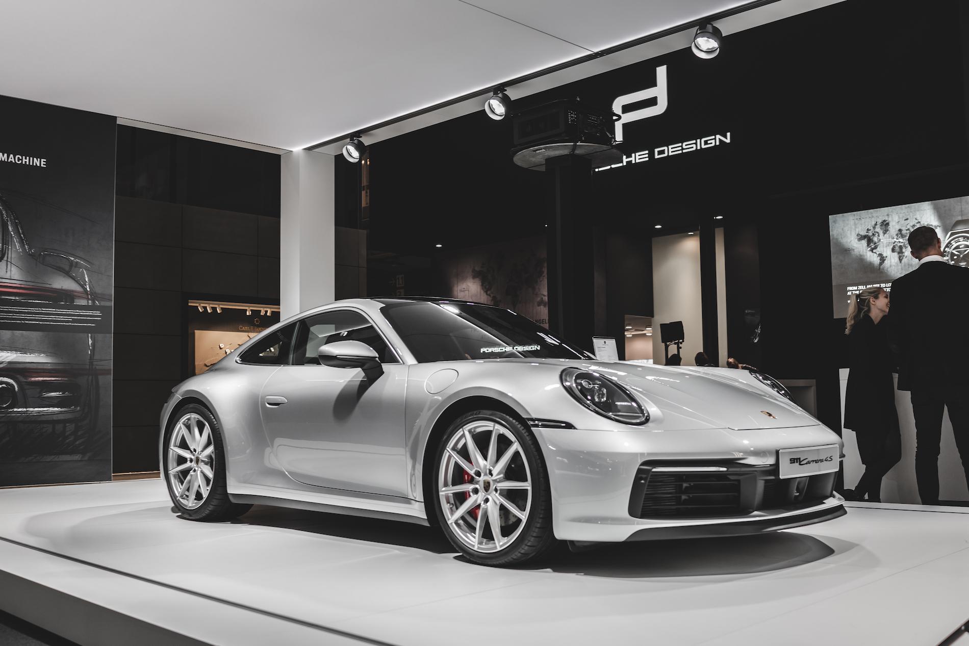 Die Porsche Design 1919 Globetimer UTC: Wertigkeit, Eleganz und Präzision weltweit 4