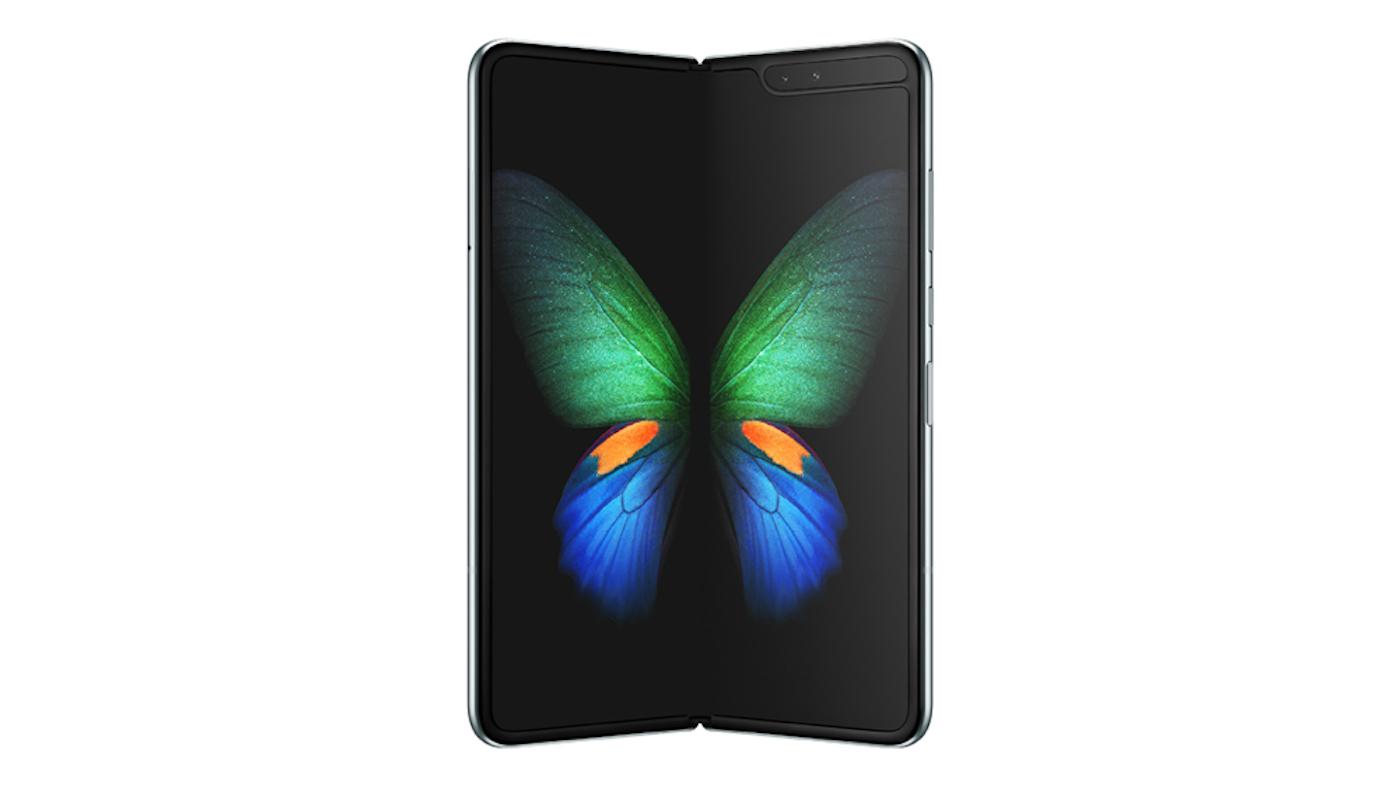 Das gefaltete Smartphone von Samsung: Das Galaxy Fold 1