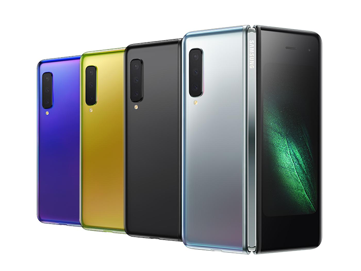 Das gefaltete Smartphone von Samsung: Das Galaxy Fold 6