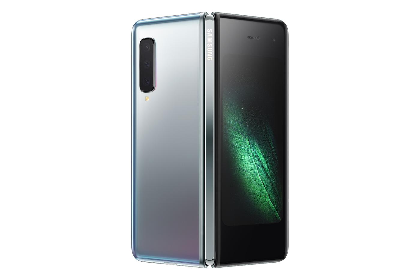 Das gefaltete Smartphone von Samsung: Das Galaxy Fold 2
