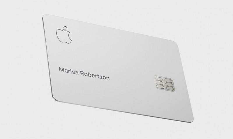 Apple Card: Apple präsentiert eine eigene Kreditkarte aus Titan ohne Grundgebühr 1