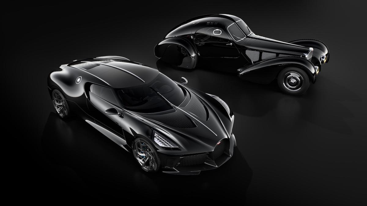 Cristiano Ronaldo hat heimlich das teuerste Auto der Welt gekauft: Einen Bugatti La Voiture Noire für 12,5 Millionen US-Dollar 18