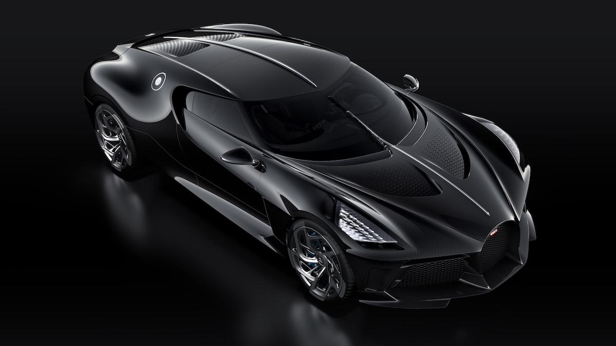 Cristiano Ronaldo hat heimlich das teuerste Auto der Welt gekauft: Einen Bugatti La Voiture Noire für 12,5 Millionen US-Dollar 14