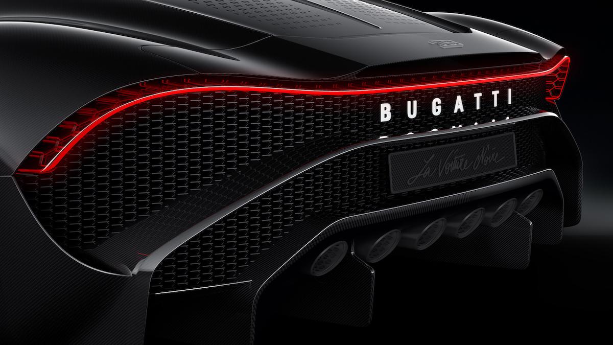 Cristiano Ronaldo hat heimlich das teuerste Auto der Welt gekauft: Einen Bugatti La Voiture Noire für 12,5 Millionen US-Dollar 11