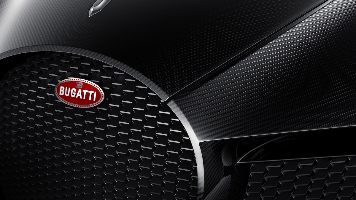 Cristiano Ronaldo hat heimlich das teuerste Auto der Welt gekauft: Einen Bugatti La Voiture Noire für 12,5 Millionen US-Dollar 8