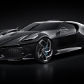 Cristiano Ronaldo hat heimlich das teuerste Auto der Welt gekauft: Einen Bugatti La Voiture Noire für 12,5 Millionen US-Dollar