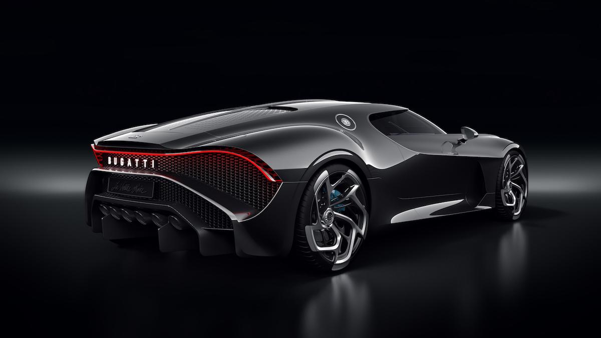 Cristiano Ronaldo hat heimlich das teuerste Auto der Welt gekauft: Einen Bugatti La Voiture Noire für 12,5 Millionen US-Dollar 3