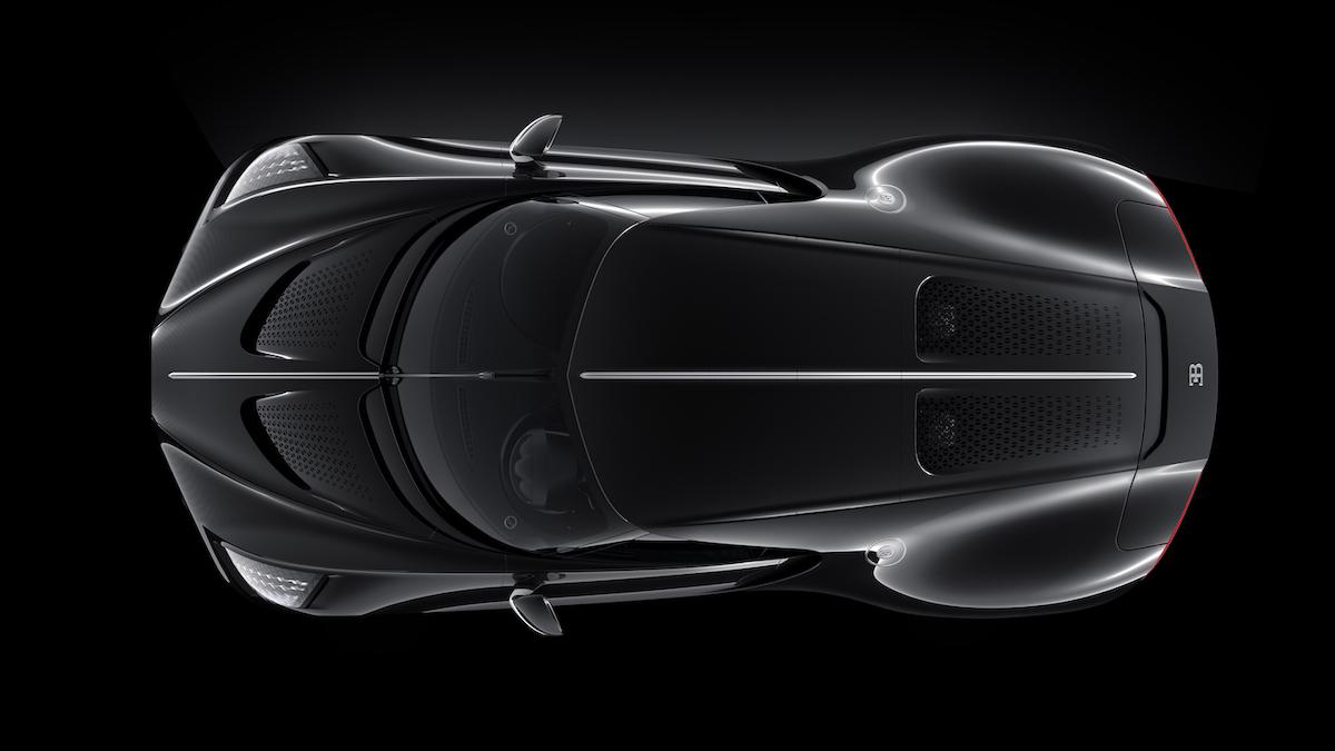 Cristiano Ronaldo hat heimlich das teuerste Auto der Welt gekauft: Einen Bugatti La Voiture Noire für 12,5 Millionen US-Dollar 15