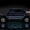 Drake legt sich einen Mercedes-Maybach G 650 Landaulet zu