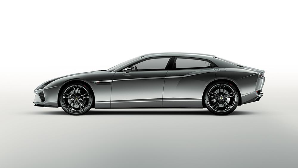 Lamborghini plant einen Supersportwagen mit 4 Sitzen