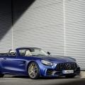 Schöner geht es nicht: Mercedes-Benz präsentiert den AMG GT R Roadster