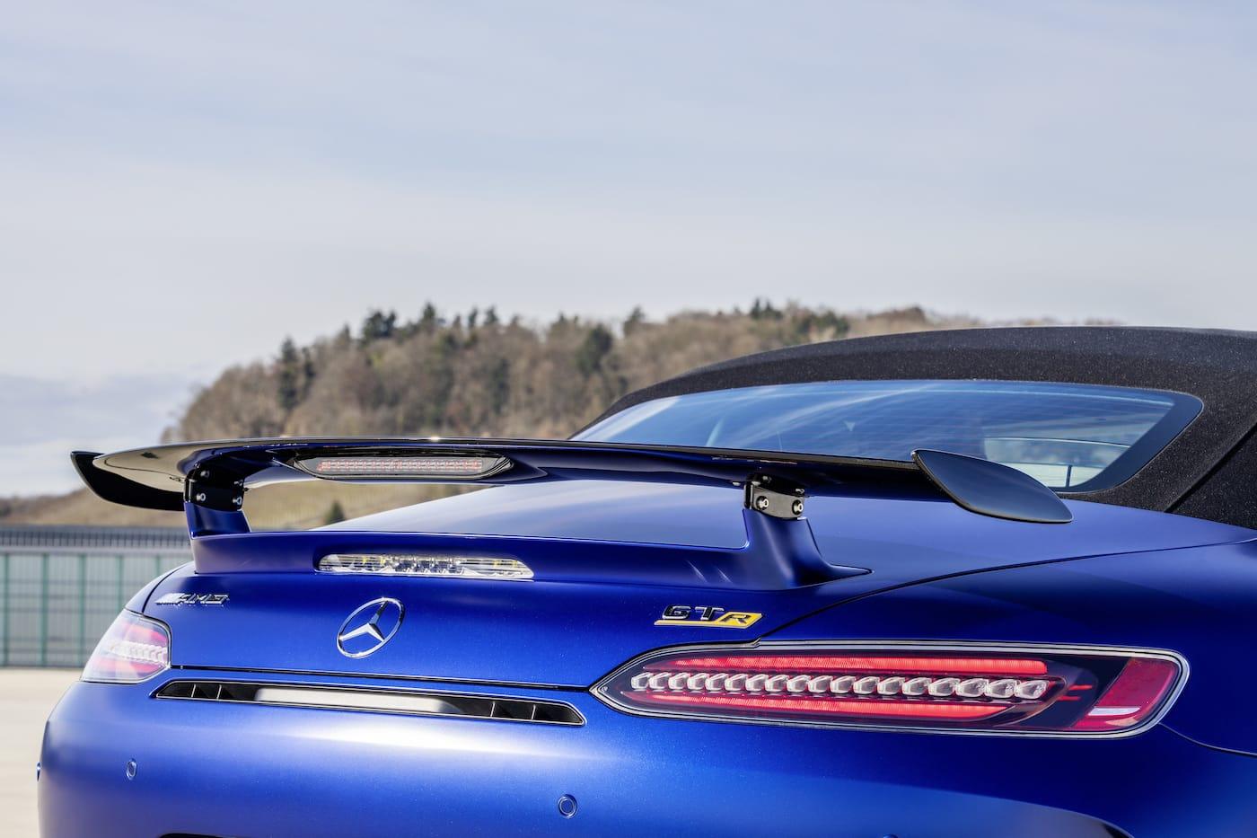 Schöner geht es nicht: Mercedes-Benz präsentiert den AMG GT R Roadster 7