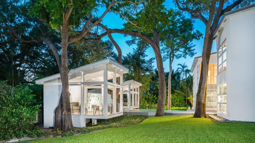 Ein Baumhaus für Erwachsene für 4 Millionen Dollar in Miami Beach 1