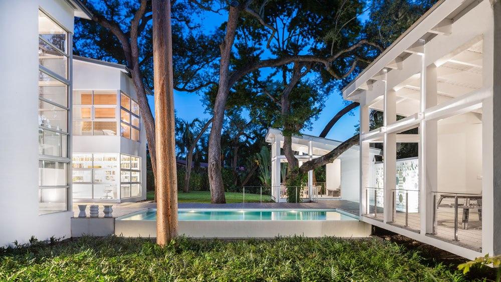 Ein Baumhaus für Erwachsene für 4 Millionen Dollar in Miami Beach 3