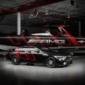 Driving Performance zu Lande und zu Wasser: Das 41' AMG Carbon Edition Speed Boat