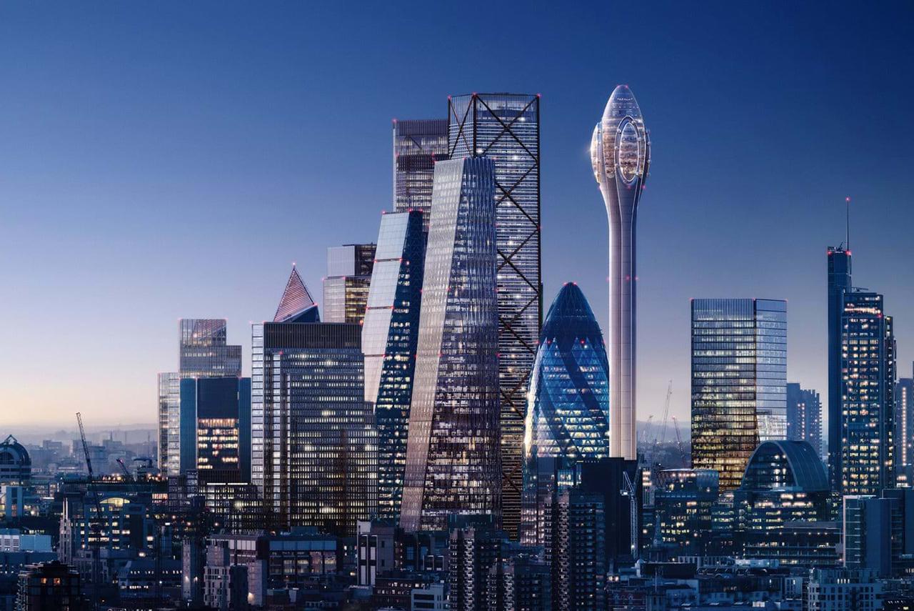 London plant eine neue Attraktion: The Tulip 2