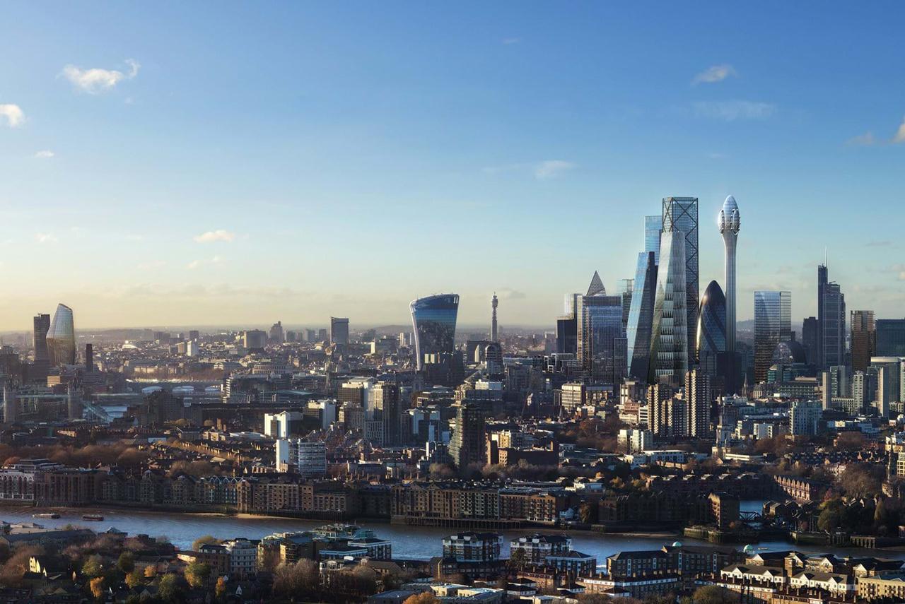 London plant eine neue Attraktion: The Tulip 5