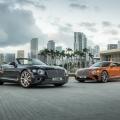 Elegant und handgefertigt: Der neue Bentley GT V8 Convertible und Continental GT V8