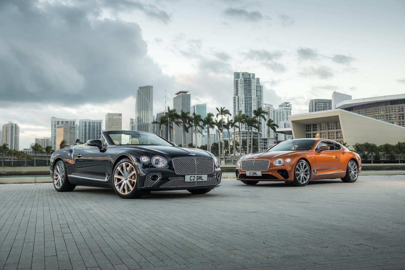 Elegant und handgefertigt: Der neue Bentley GT V8 Convertible und Continental GT V8 19